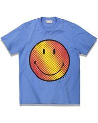Marni - Smiley Print T-shirt - Lyst