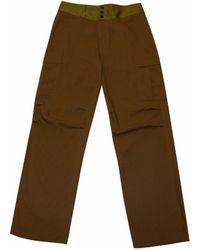 Lanvin Cargo Pant - Brown