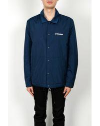 Les Benjamins Habu Jacket - Blue