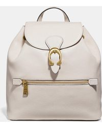 COACH Evie Backpack - Multicolor