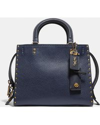 COACH - Rogue 25 With Rivets - Lyst
