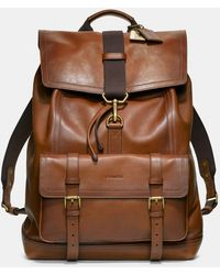 COACH   Bleecker Backpack In Leather   Lyst