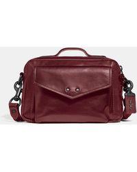 COACH Jaxson Bag 28 - Red
