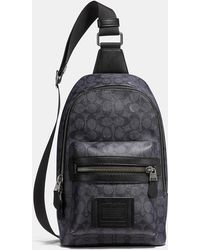 COACH - Academy Pack In Signature Canvas - Lyst