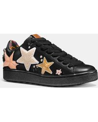 COACH - C101 With Star Patches - Lyst
