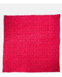 COACH - Cherry Oversized Square - Lyst
