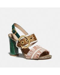 COACH Robin Sandal - Multicolour