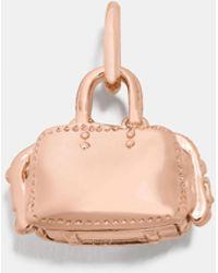 COACH - Rogue Bag Charm - Lyst