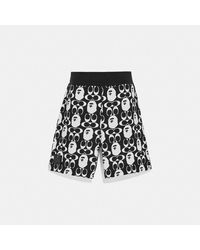 COACH Bape X Shorts - Black