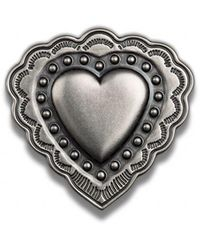 COACH Heart - Metallic