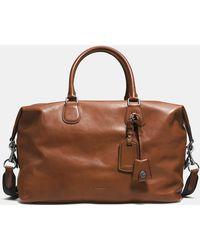 COACH - Explorer Bag In Sport Calf Leather - Lyst
