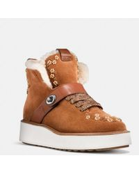 COACH - Urban Hiker With Beads - Lyst