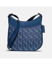 COACH - Emery Crossbody With Horse And Carriage Print - Lyst