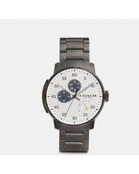 COACH - Bleecker Watch, 42mm - Lyst