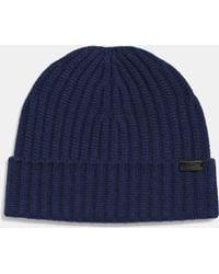 556ca1d0 COACH New Era Mlb Flat Brim Hat in Blue for Men - Lyst