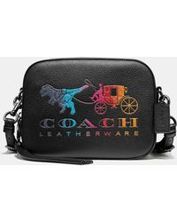 COACH Rexy And Carriage Camera Bag