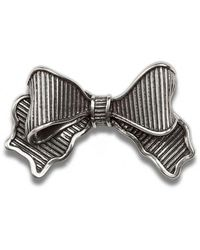 COACH Bow - Metallic