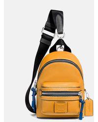 COACH Academy Backpack 15 - Orange