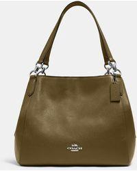 COACH Hallie Shoulder Bag - Multicolor