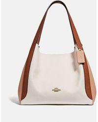 COACH Hadley Hobo Bag In Colorblock - Multicolor