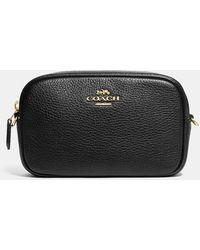 COACH Convertible Belt Bag - Black