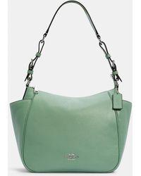 COACH Rori Shoulder Bag - Green