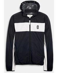 COACH Packable Lightweight Jacket - Black
