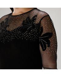 Coast - Julia Embellished Knit Cc - Lyst