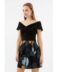 Coast Tulip Shape Skirt Blue