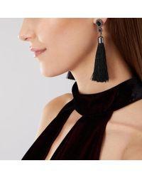 Coast - Linza Tassel Earrings - Lyst