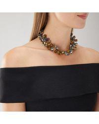 Coast - Dakota Beaded Necklace - Lyst