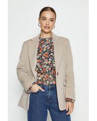 Coast Formal Blazer Coat - Brown