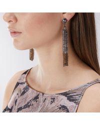 Coast - Flo Tassel Earrings - Lyst