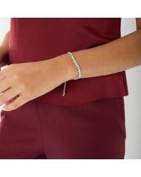 Coast - Naya Crystal Bracelet - Lyst