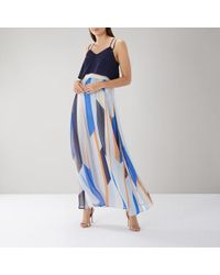 Coast | Suri Striped Maxi | Lyst