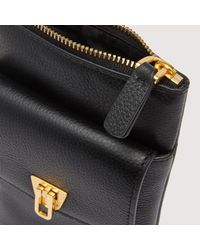 Coccinelle Beat Soft The Leather Is Treated With Special Machines And Then Tumbled To Keep Its Softness - Black