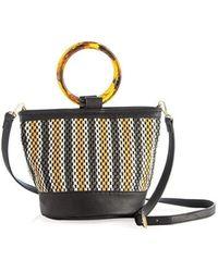 Shiraleah Julieta Shoulder Bag In Black