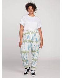 Volcom Vol Stone Fleece Pant - Multicolor