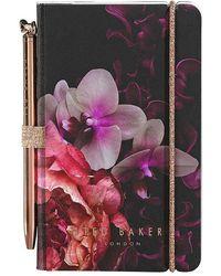 Ted Baker - Mini Notebook & Pen - Lyst
