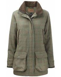 Schoffel - Ptarmigan Bennet Tweed Coat - Lyst