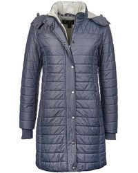 Barbour - Gaiter Quilt Coat - Lyst