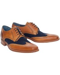 Barker Exclusively For Coes Jackson Exclusive Shoes - Multicolor