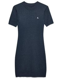 Jack Wills - Danesfort Cable Knit Dress - Lyst