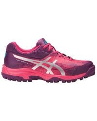 Asics Gel-lethal Field 3 Gs Hockey Shoe - Multicolour