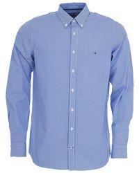 Tommy Hilfiger - Lexington Stripe Shirt - Lyst