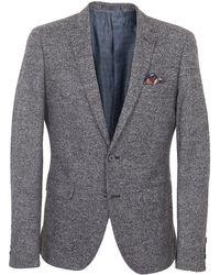 Remus Uomo - Slim Fit Jersey Blazer - Lyst