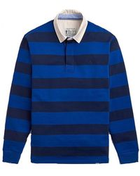 Joules Onside Rugby Shirt - Blue