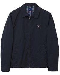 GANT - The Windcheater Jacket - Lyst