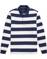 Joules Onside Rugby Top - Blue