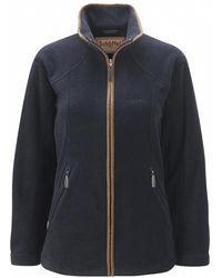 Schoffel Burley Ii Fleece Jacket - Blue